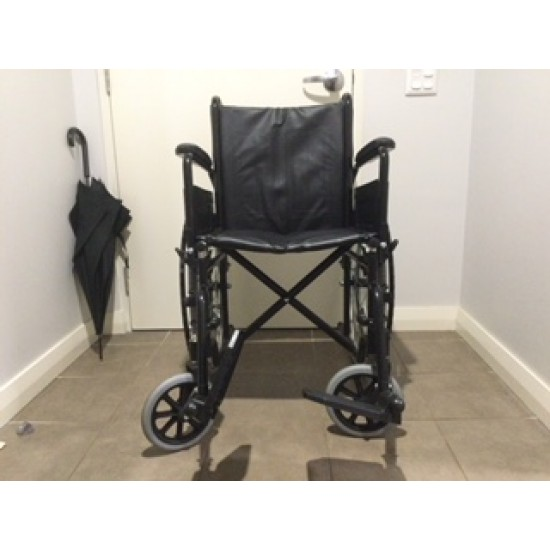 Folding Wheelchair New