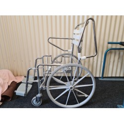 Commode Chair Self Propelled